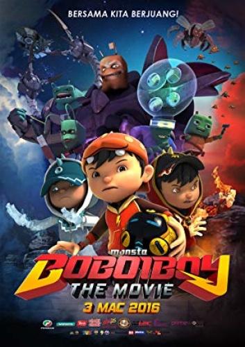 BoBoiBoy The Movie (2016)720p BDRip - Tamil + Telugu + Hin + Eng - x264 - 950MB -...