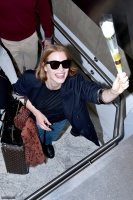 Jessica Chastain - arriving at São Paolo airport in Brazil 12/6/18