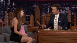 Dakota Johnson - Jimmy Fallon 2019 AUG 6