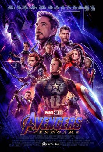 Avengers Endgame (2019) 2160p 4K BluRay 5 1 YTS MX