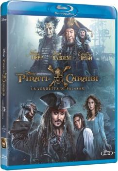 Pirati dei Caraibi - La vendetta di Salazar (2017) Full Blu-Ray 44Gb AVC ITA DTS 5.1 ENG DTS-HD MA 7.1 MULTI