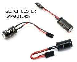 GLITCH BUSTER CAPACITORS