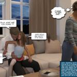 Ella and David 3D Lolicon Comix Vol. 1