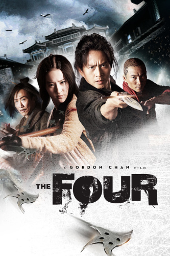 The Four (2012) 720p Blu-Ray x264 [Multi Audio[Hindi+Telugu+Tamil+Chinese]