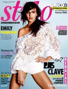 Emily Ratajkowski -                Stilo Magazine (Spain) July 2018.