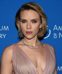 Scarlett Johansson at The American Museum Of Natural History 2018 Gala in New York City - 11/15/18