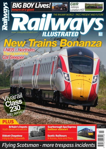 Railways Illustrated - July (2019)