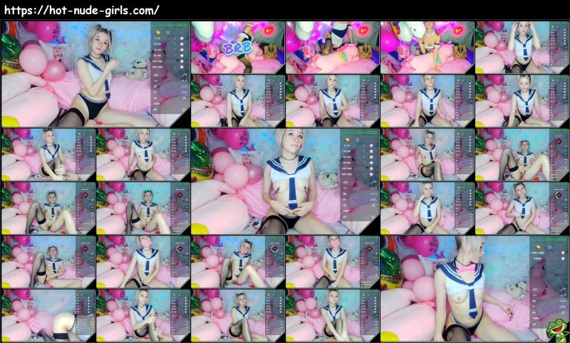 Kay1a webcam show