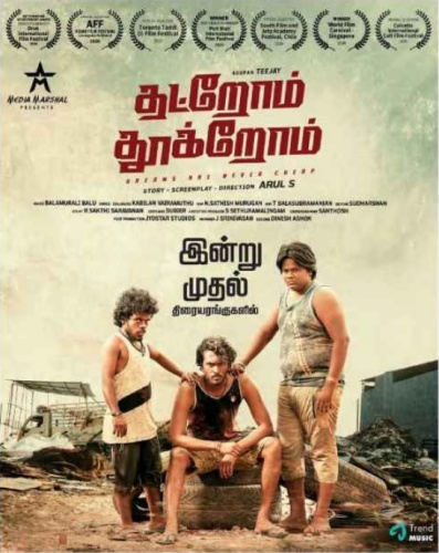 Thatrom Thookrom (2020) Tamil 1080p WEB-DL AVC DD5 1 ESub-BWT Exclusive