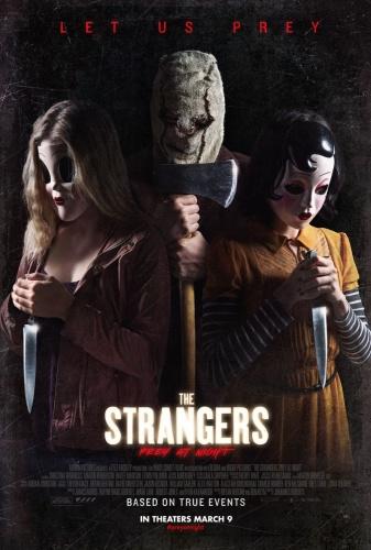 The Strangers - Prey at Night (2018) 720p BluRay x264 ESubs [Dual Audio][Hindi+English]