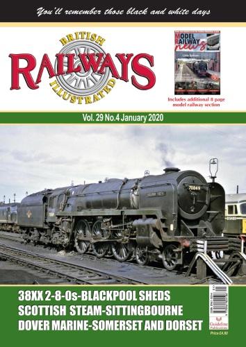 British Railways Illustrated - January (2020)