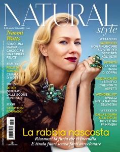 Naomi Watts -                Natural Style Magazine February (2018).