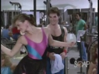 Terry Farrell - Paper Dolls Episode 6 (1984) (leotard)