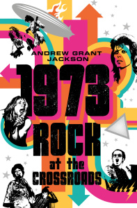 1973  Rock at the Crossroads by Andrew Grant Jackson