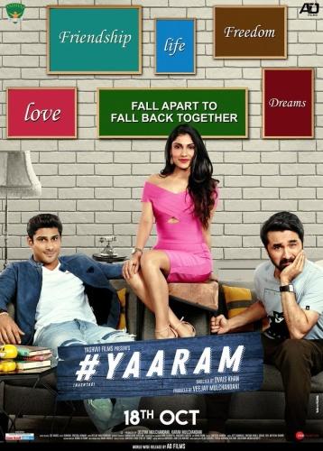 Yaaram (2019) 720p HDRip x264 AAC-TeamBWT