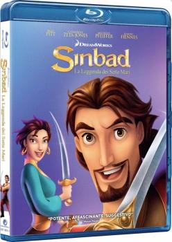Sinbad - La leggenda dei sette mari (2003) Full Blu-Ray 27Gb AVC ITA DTS 5.1 ENG DTS-HD MA 5.1 MULTI