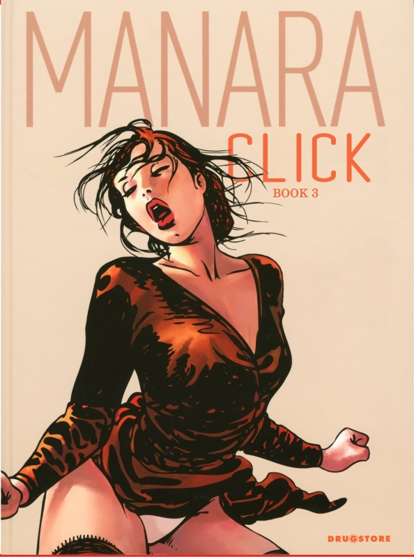 Milo Manara collection – comics
