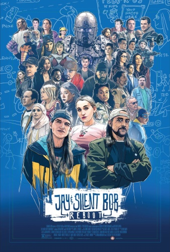 Jay and Silent Bob Reboot 2019 1080p Blu-ray DTS-HD MA 5 1 HEVC-DDR
