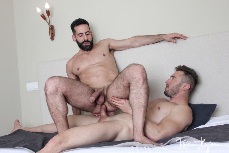 KristenBjorn: Better In Person: Marcos Olveira, Massimo Arad (Bareback)