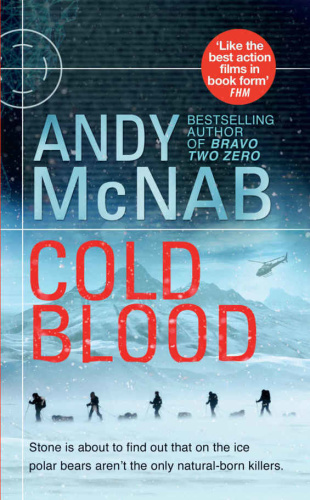 Nick Stone #18 Cold Blood   Andy McNab