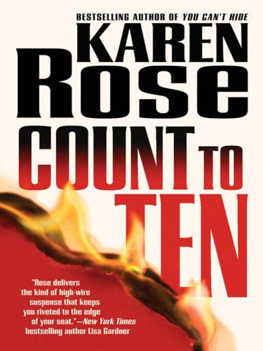 Karen Rose   [Chicago 05]   Count to Ten