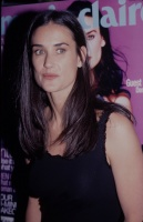 Demi Moore - cocktail party at the French Embassy to honor her as guest editor of Marie Claire Magazine 29.10.1999 x5 Cr9EzpKt_t