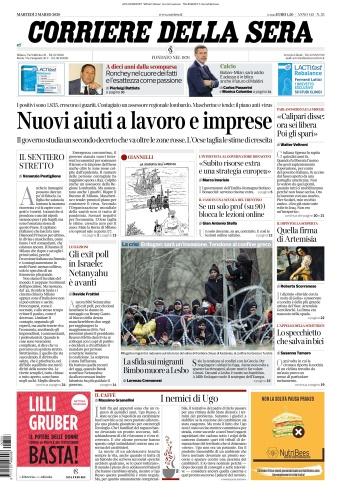 Corriere della Sera - 03 03 (2020)