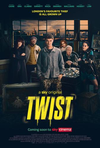 Twist 2021 1080p HDRip DD2 0 X 264-EVO