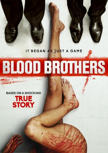 Blood Brothers (2015) UNRATED 720p BluRay x264 ESubs [Dual Audio][Hindi+English] 18+