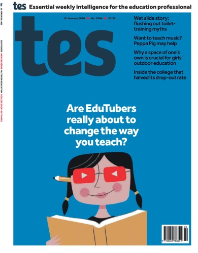 Times Educational Supplement - January 10 (2020)