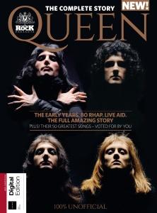 Classic Rock UK The Complete Story Queen June (2019)