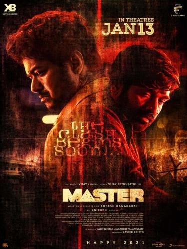 MASTER (2021) 720p HDRip x264 AAC Esubs [Multi Audios][Tamil+Telugu+Mal]