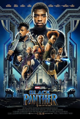 Black PanTher (2018) 1080p x265 HEVC 10bit BluRay AAC 7 1 Prof