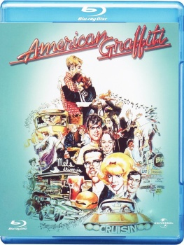 American Graffiti (1973) Full Blu-Ray 40Gb VC-1 ITA DTS 2.0 ENG DTS-HD MA 2.0 MULTI