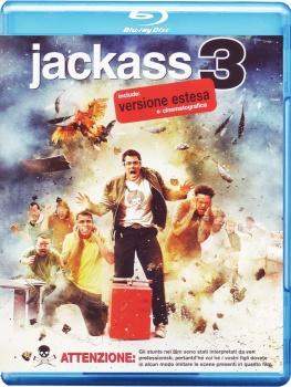 Jackass 3D (2010) [Versione estesa] BD-Untouched 1080p AVC DTS HD ENG AC3 iTA-ENG