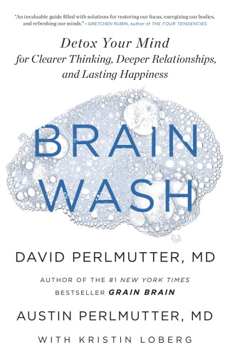 Brain Wash  Detox Your Mind    by David Perlmutter