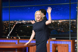 Kirsten Gillibrand - The Late Show with Stephen Colbert: January 15th 2019