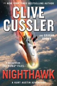 Clive Cussler NUMA 14 Nighthawk