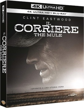 Il corriere - The Mule (2018) Full Blu-Ray 4K 2160p UHD HDR 10Bits HEVC ITA DD 5.1 ENG DTS-HD MA 5.1 MULTI