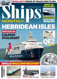 Ships Monthly - December (2019)
