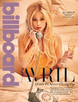 Avril Lavigne - Billboard, 2018-10
