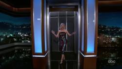 Elizabeth Banks - Jimmy Kimmel Live - 2019-05-21