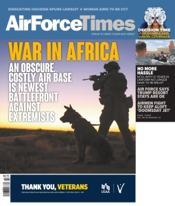 Air Force Times  11 November (2019)