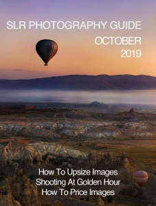 SLR Photography Guide - October (2019)