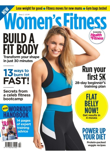 Women ' s Fitness UK - Issue 2 - January (2020)