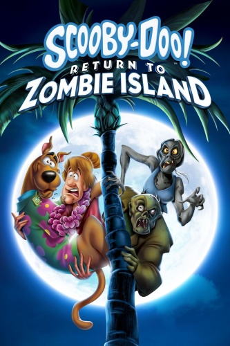 Scooby-Doo Return To Zombie Island (2019) WEBRip 1080p YIFY