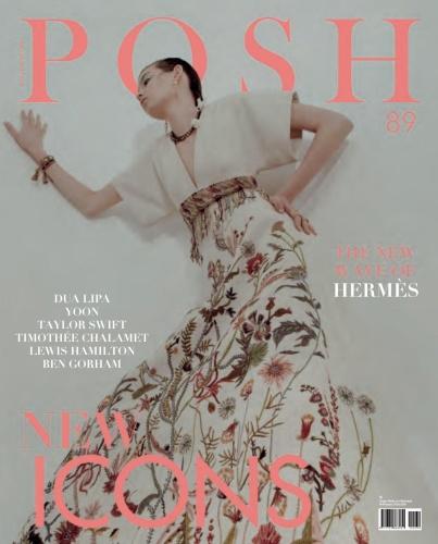 Posh Magazine - Febbraio-Marzo (2020)