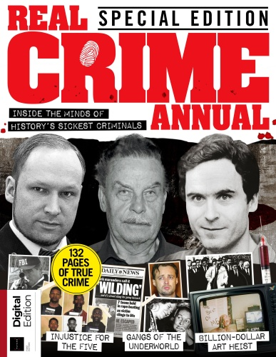 Real Crime Annual - November (2019)