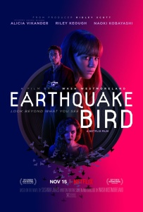 Earthquake Bird 2019 HDRip XviD AC3-EVO