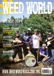 Weed World - Issue 143 - October (2019)